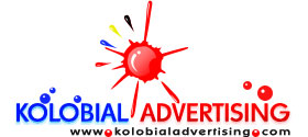 kolobial advertising logo